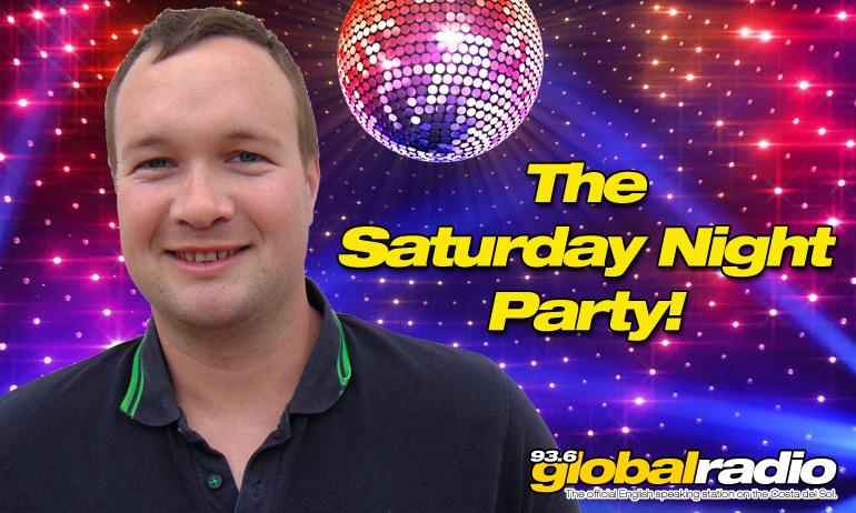 DJ Gary Jones