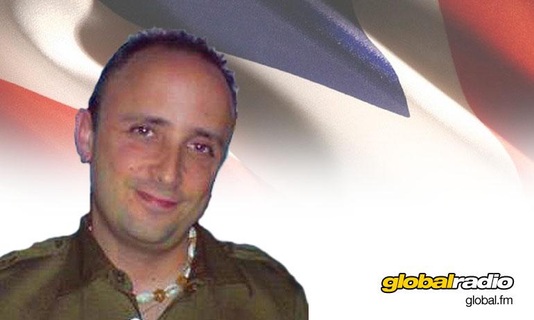 Jonathan Gold, DJ Presenter, Global Radio, Costa del Sol.