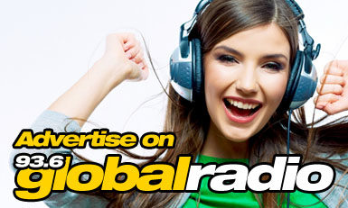Advertise on 93.6 Global Radio