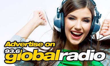 Advertise on 93.6 Global Radio