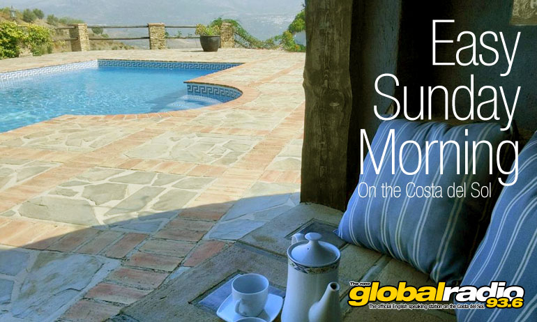 Easy Sunday Morning on the Costa del Sol with Global Radio
