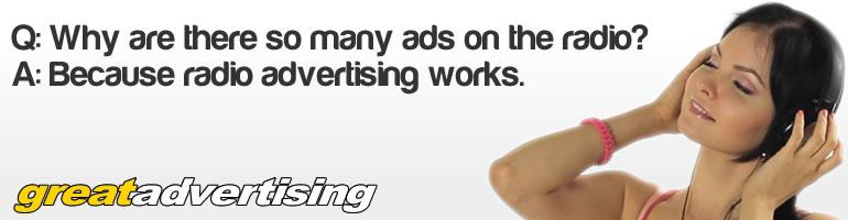 Radio advertising in Spain. It works!
