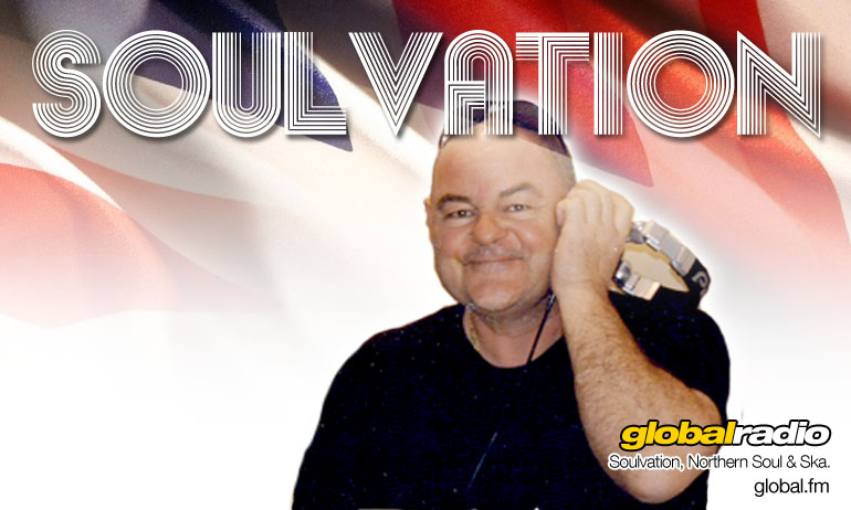 Mark Peters, Soulvation Show, Global Radio 936 964 fm, Costa del Sol.
