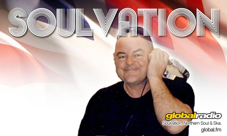 Mark Peters, Soulvation Show, Global Radio 936 964 fm, Costa del Sol.