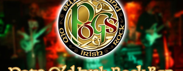 Pogs Old Irish Rock Bar. Live music in Fuengirola, Costa del Sol.