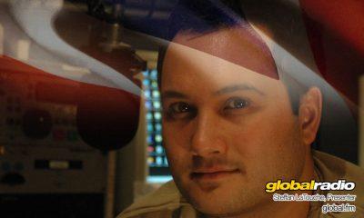 Steffan LaTouche, DJ Presenter, Global Radio, Costa del Sol.