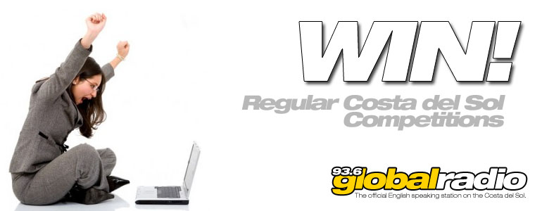 Competition 93.6 Global Radio Costa del Sol