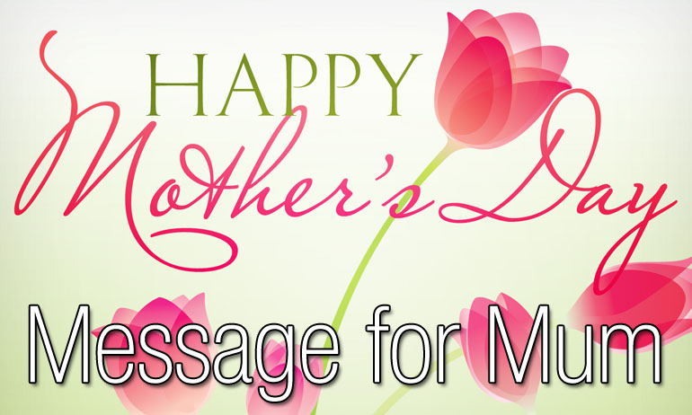 Message for Mum Global Radio Competition Costa Del Sol Win Free
