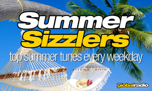 Summer Sizzlers 2016 Quality Summer Tunes, 936 Global Radio