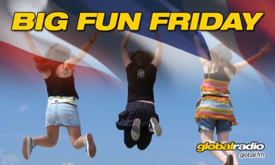 Big Fun Friday! Friday Competitions on Global Radio, Costa del Sol,.