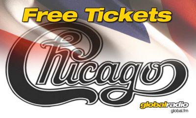 Win Chicago Tickets