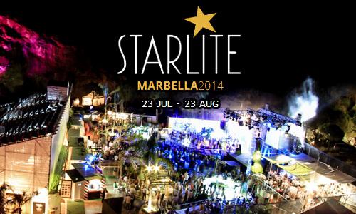 Starlight Festival, Marbella, 2014.