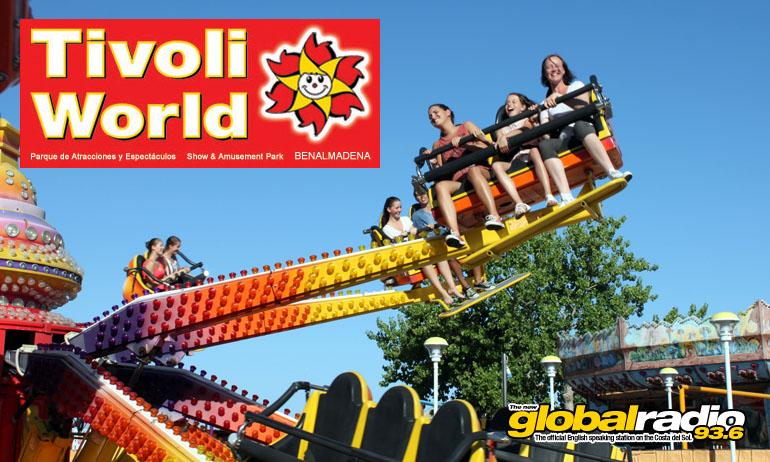 Tivoli World Theme Park, Benalmádena.