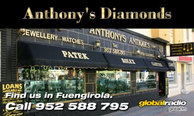 Anthony's Diamonds Fuengirola