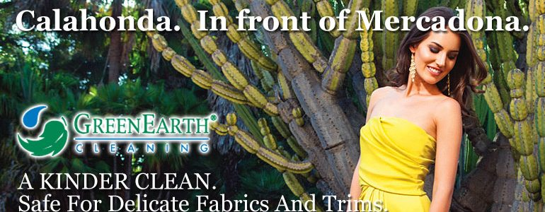 Green Earth Cleaning. A breath of fresh air in dry cleaning.