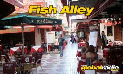 Fish alley Fuengirola