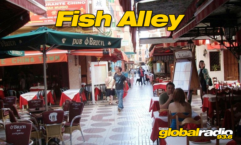 Fish alley Fuengirola