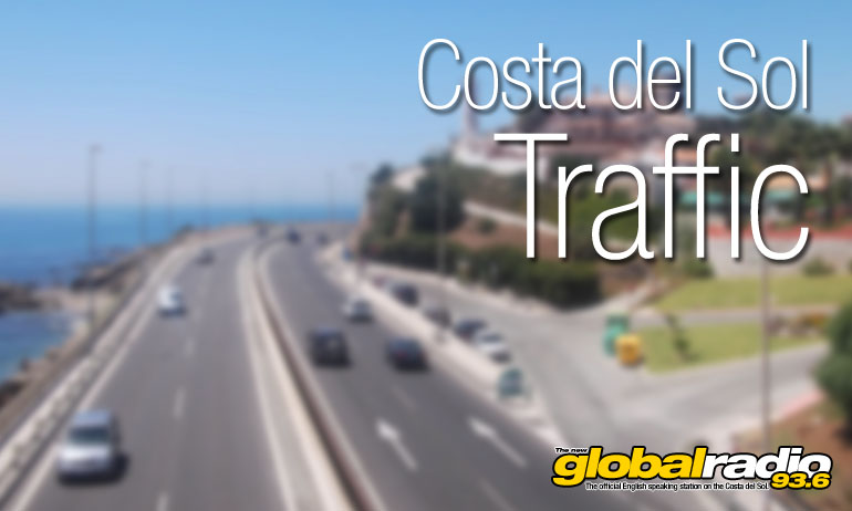 Global Radio Today Costa del Sol Traffic