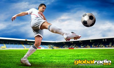 Football News on The New Global Radio