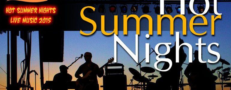 Hot Summer Nights Music Festival 2015 Mijas Pueblo