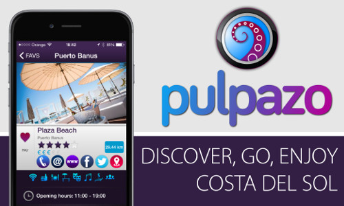 Pulpazo - The free leisure discovery app.