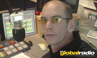 Andy Logan Presenter 93_6 Global Radio