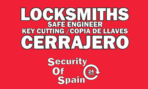 Security of Spain