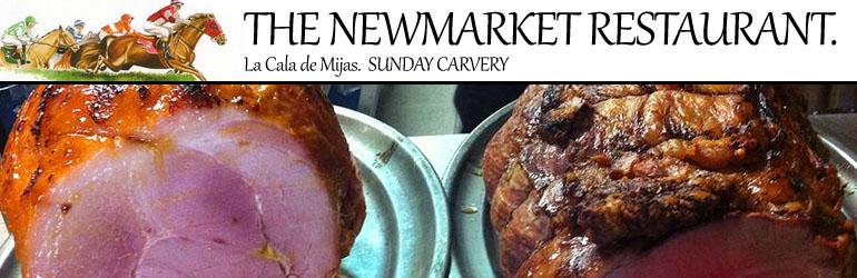 The Newmarket Restaurant La Cala de Mijas Sunday Carvery