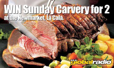 WIN Sunday Carvery The Newmarket Restaurant La Cala de Mijas