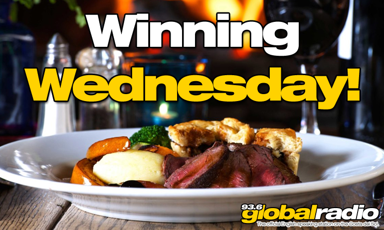 Winning Wednesday Sunday Roast