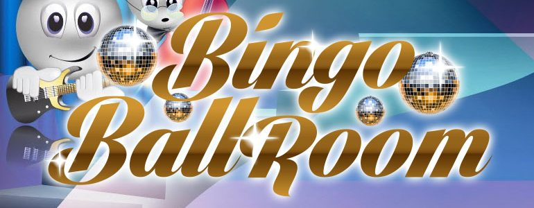 Ballroom Bingo - Deposit just £10 pounds and play with £40!