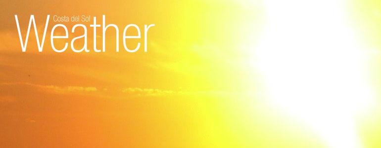 Costa del Sol Weather, Spain. 93.6 Global Radio