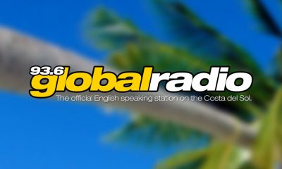 93.6 Global Radio, Costa del Sol.