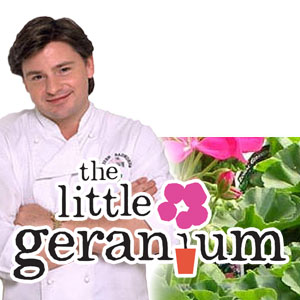 The Little Geranium Restaurant La Cala de Mijas, Spain
