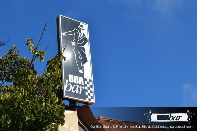 Our Bar Calahonda - Sports and Entertainment Pub, Sitio de Calahonda