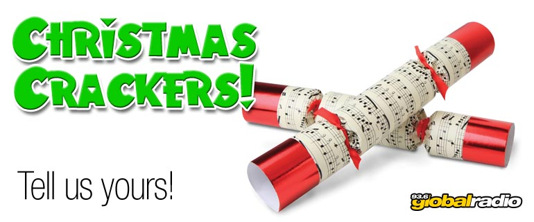 Christmas Crackers - 93.6 Global Radio, Costa del Sol.