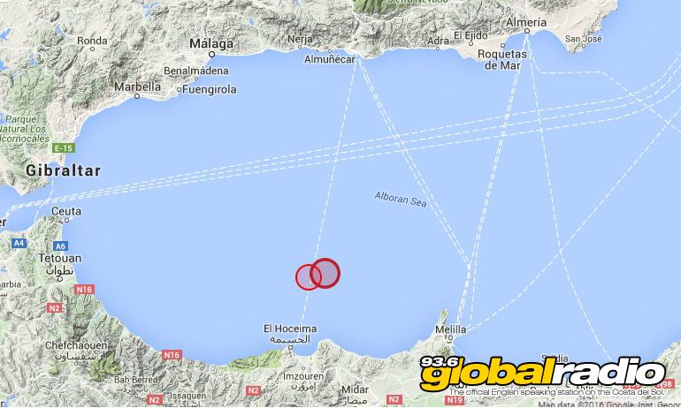 Costa del sol earthquake 93 6 global radio - Costa sol almeria ...