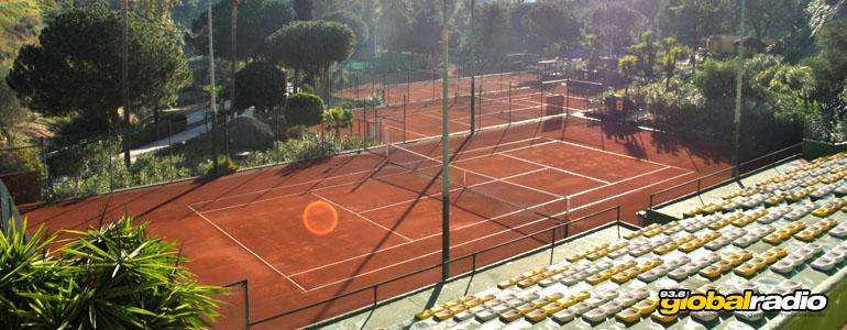 Club del Sol Tennis Club, Sitio de Calahonda