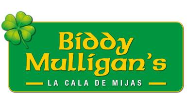 Biddy Mulligans La Cala Logo 2