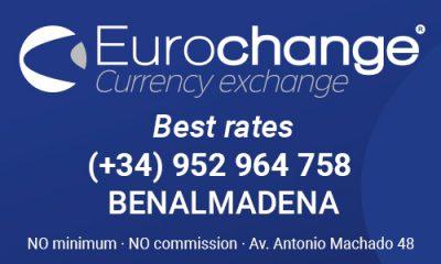 EuroChange, Currency Exchange, Benalmádena.