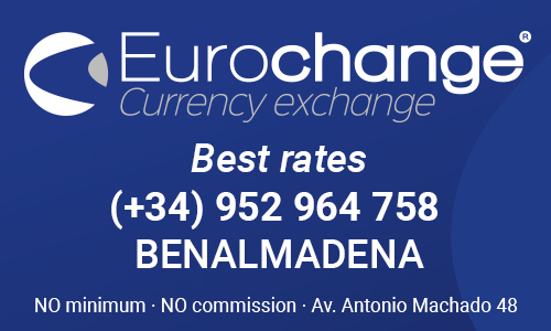 EuroChange, Currency Exchange, Benalmádena.