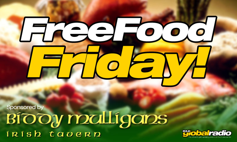 Free Food Friday - Competitions from 936 Global Radio