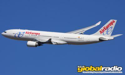 Air Europa Pilots Strike