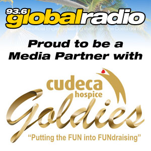Cudeca Goldies and 93.6 Global Radio