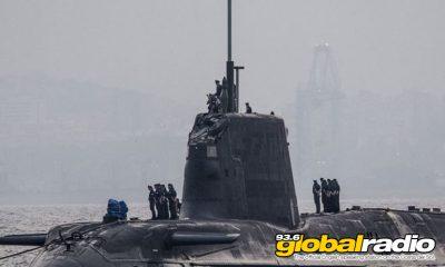 Gibraltar Submarine Crash