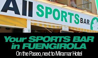 All Sports Bar Fuengirola