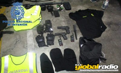 Guardia Civil Officers Arrested