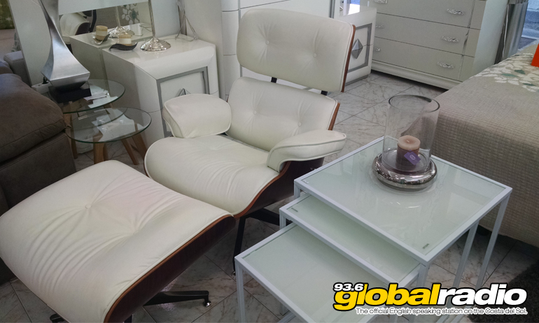Mabrideco Stressless Chair