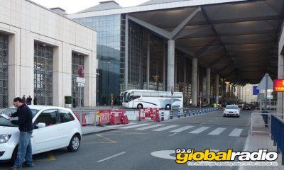 Malaga Aiport Exterior Shot