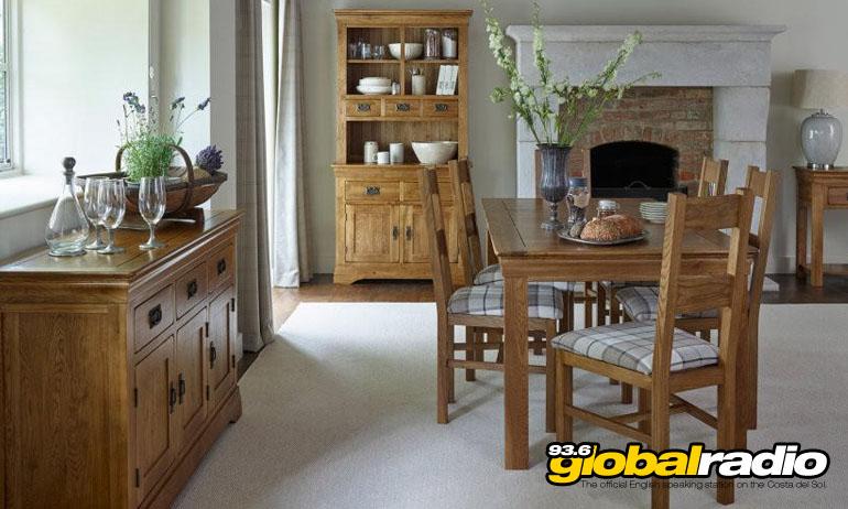 Oak Furniture Land San Pedro Andalucia Spain